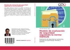 Bookcover of Modelo de evaluación de seguridad siguiendo la norma ISO9126