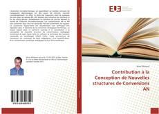 Обложка Contribution à la Conception de Nouvelles structures de Conversions AN