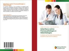 Capa do livro de Interface entre Fonoaudiologia e Odontologia