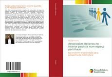 Capa do livro de Associações italianas no interior paulista num espaço partilhado