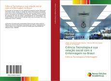 Capa do livro de Ciência Tecnologia e sua relação social com a Enfermagem no Brasil