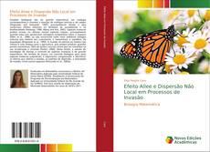 Bookcover of Efeito Allee e Dispersão Não Local em Processos de Invasão