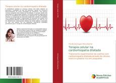 Capa do livro de Terapia celular na cardiomiopatia dilatada