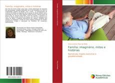 Capa do livro de Família: imaginário, mitos e histórias