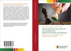 Bookcover of Gerenciamento de riscos em um processo de Desenvolvimento de Software