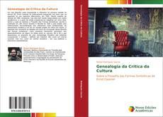 Genealogia da Crítica da Cultura kitap kapağı