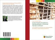 Capa do livro de Crescimento Econômico, Desigualdade e Políticas Sociais no Brasil