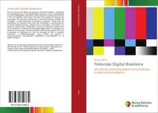 Capa do livro de Televisão Digital Brasileira