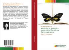 Capa do livro de A Influência da Lógica Medieval na Semiótica Contemporânea