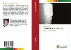 Quilombo Mata Cavalo的封面