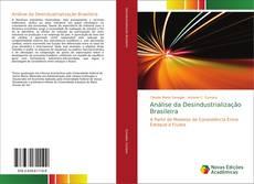 Análise da Desindustrialização Brasileira kitap kapağı