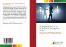 Os direitos humanos no direito dos povos de John Rawls kitap kapağı