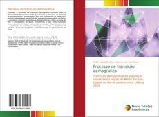 Processo de transição demográfica kitap kapağı