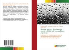 Capa do livro de Uso de pontas de cigarros como inibidor da corrosão do Aço Inox