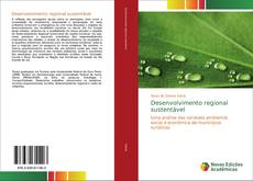 Capa do livro de Desenvolvimento regional sustentável