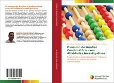 Bookcover of O ensino de Análise Combinatória com Atividades Investigativas