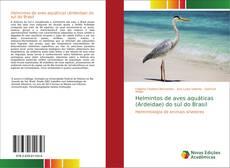 Обложка Helmintos de aves aquáticas (Ardeidae) do sul do Brasil