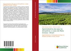 Agroindústria da soja na Amazônia: o caso de Mato Grosso - Brazil kitap kapağı