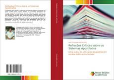 Capa do livro de Reflexões Críticas sobre os Sistemas Apostilados