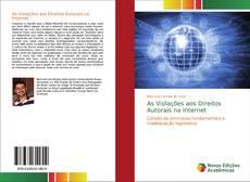 Borítókép a  As Violações aos Direitos Autorais na Internet - hoz