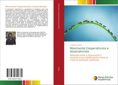 Capa do livro de Movimento Cooperativista e Associativista