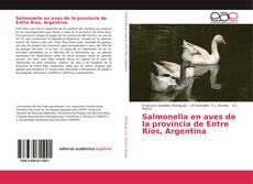 Copertina di Salmonella en aves de la provincia de Entre Ríos, Argentina