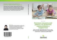 Bookcover of Система специальной работы по развитию самосознания у подростков