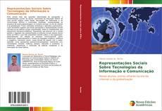 Capa do livro de Representações Sociais Sobre Tecnologias da Informação e Comunicação