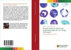 Capa do livro de Estudo sobre o roteiro de Audiodescrição de um longa-metragem