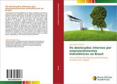 Portada del libro de Os deslocados internos por empreendimentos hidrelétricos no Brasil