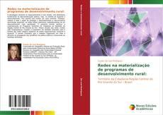 Portada del libro de Redes na materialização de programas de desenvolvimento rural: