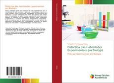 Buchcover von Didáctica das Habilidades Experimentais em Biologia