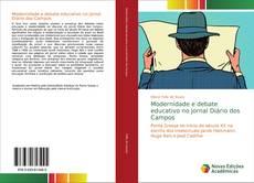 Modernidade e debate educativo no jornal Diário dos Campos的封面