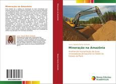 Capa do livro de Mineração na Amazônia