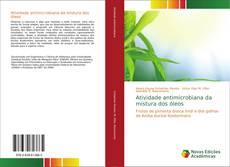 Bookcover of Atividade antimicrobiana da mistura dos óleos