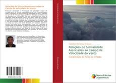 Capa do livro de Relações de Similaridade Associadas ao Campo de Velocidade do Vento