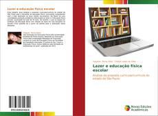 Capa do livro de Lazer e educação física escolar