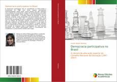 Portada del libro de Democracia participativa no Brasil
