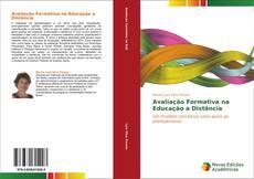 Capa do livro de Avaliação Formativa na Educação a Distância