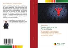 Copertina di Pessoa e Direitos de Personalidade