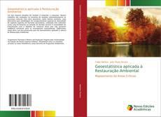 Capa do livro de Geoestatística aplicada à Restauração Ambiental