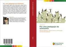 Capa do livro de Por uma pedagogia da autonomia
