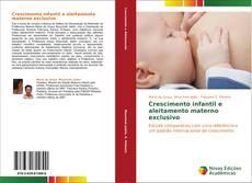 Capa do livro de Crescimento infantil e aleitamento materno exclusivo