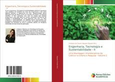 Engenharia, Tecnologia e Sustentabilidade - II kitap kapağı