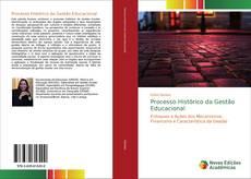 Copertina di Processo Histórico da Gestão Educacional