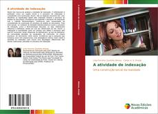 Bookcover of A atividade de indexação