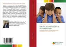 Borítókép a  Olhares docentes sobre a inclusão escolar - hoz
