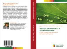 Capa do livro de Percepção ambiental e sustentabilidade