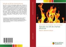 Copertina di Solução via LES de chamas difusivas