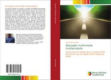 Buchcover von Alocação multimodal multiproduto